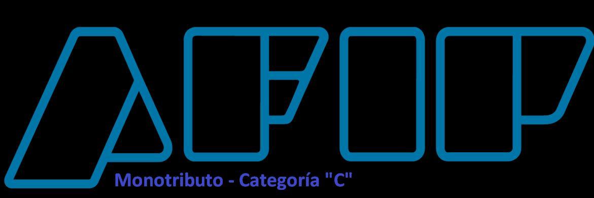 Categoría C del monotributo – AFIP