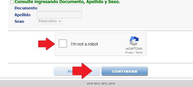 Marcar Im no a robot