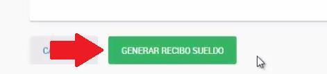 BOTÓN GENERAR RECIBO SUELDO EMPLEADAS CASAS PARTICULARES AFIP