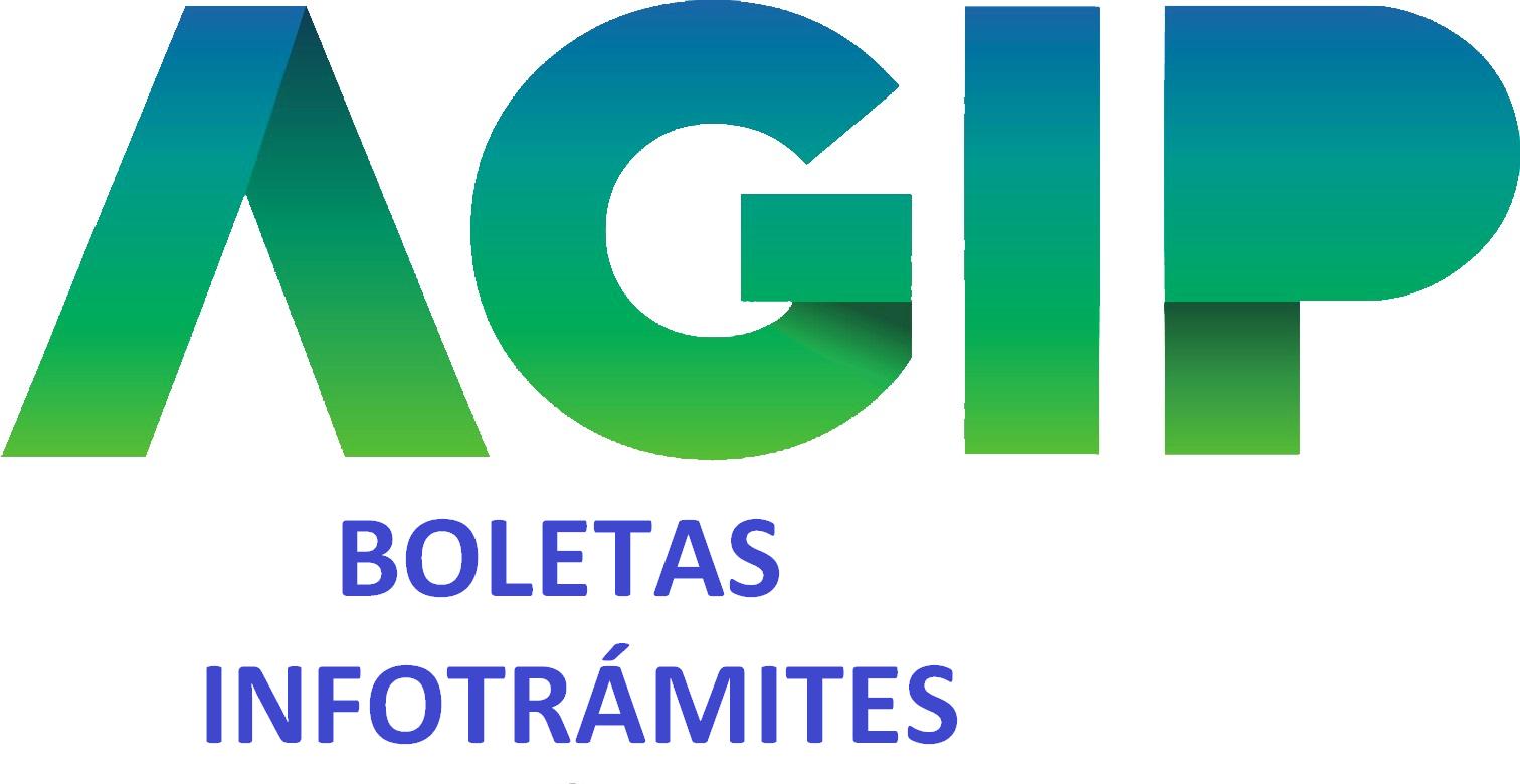 AGIP BOLETAS