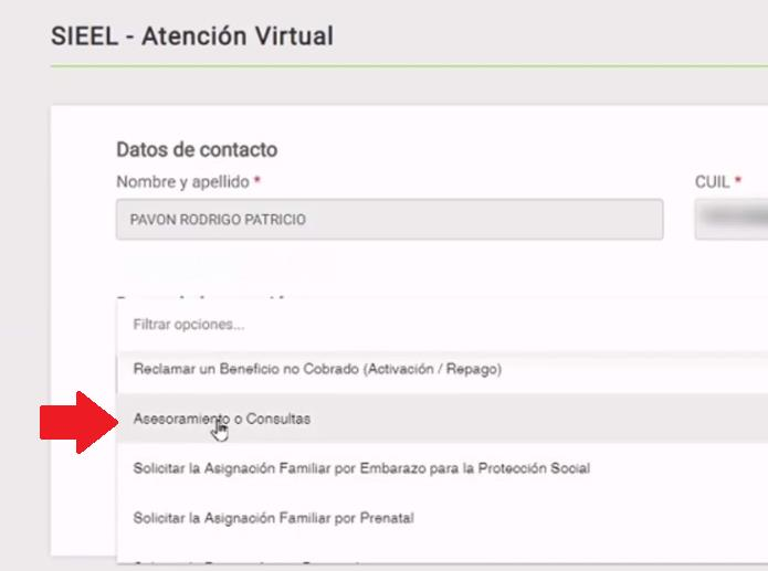 atencion virtual anses consultas