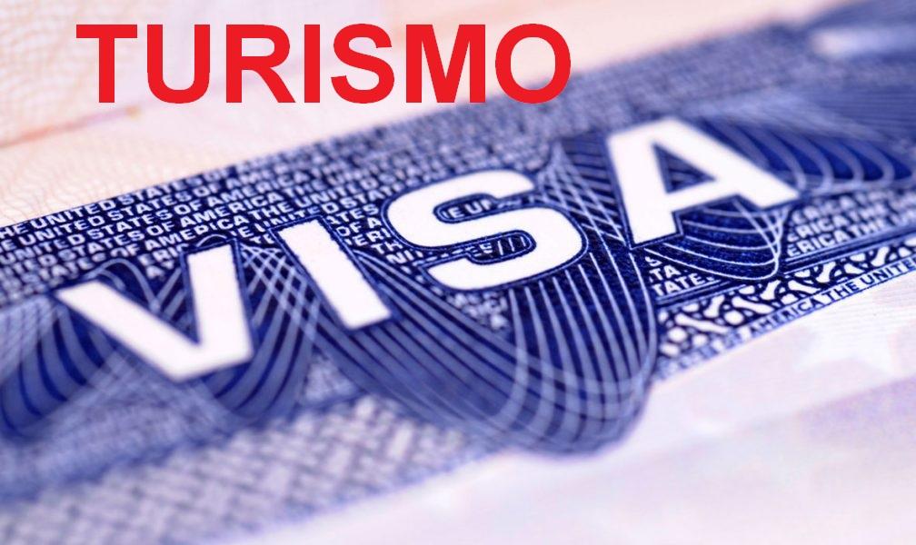 Visa como sacarla para turismo