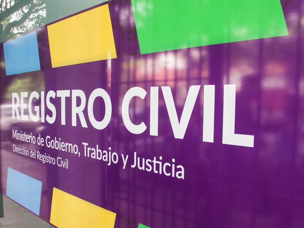 registro civil ente necesario para solicitar una acta de matrimonio actualizada