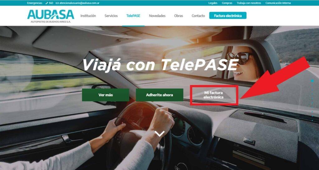factura TelePASE